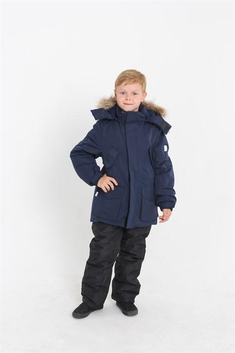 Парка Классика зимняя для мальчика - фото 4801